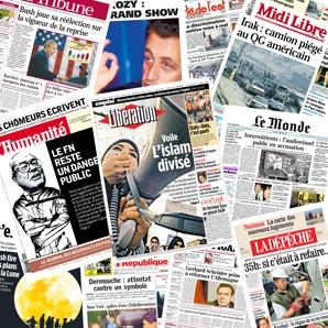 Le régime de l'entreprise de presse