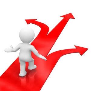 Le choix d'une stratégie directe ou indirecte